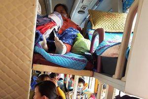 Xử lý xe khách 40 chỗ 'nhồi nhét' đến 62 người sáng mùng 6 Tết