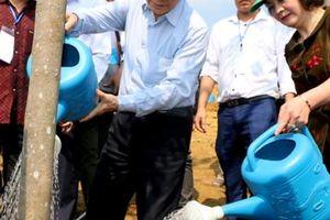 Tổng Bí thư, Chủ tịch nước dự Lễ phát động 'Tết trồng cây đời đời nhớ ơn Bác Hồ' tại tỉnh Yên Bái