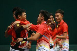 Quần vợt Việt Nam đặt mục tiêu giành huy chương SEA Games 30