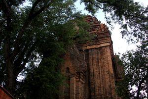 Tháp bà Ponagar - kiến trúc Chăm cổ kính ngay thành phố Nha Trang