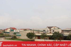 TP Hà Tĩnh có gần 3.000 lô đất 'đợi' khách