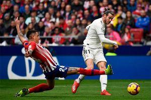 Atl.Madrid 1-3 Real Madrid: Derby màu trắng