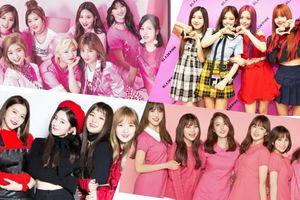 BXH nhóm nhạc nữ Kpop tháng 02: Cuộc chiến cho vị trí dẫn đầu của TWICE, BLACK PINK và GFRIEND