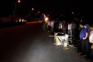 Tạm đình chỉ công tác thiếu tá lái xe gây tai nạn khiến 4 người thương vong