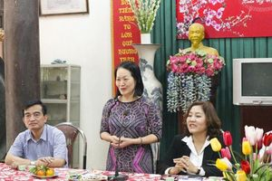 Đền thờ Nguyên phi Ỷ Lan là điểm đến ôn lại truyền thống tốt đẹp của phụ nữ Việt Nam