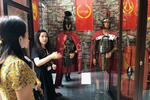 Ghé thăm Bảo tàng vũ khí cổ tư nhân lớn nhất Việt Nam