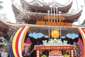 Khai hội chùa Hương 2019: 'Lễ hội kỷ cương – Văn minh du lịch'