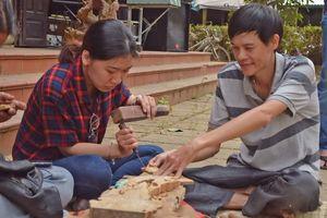 Giỗ tổ nghề mộc Kim Bồng ở Quảng Nam