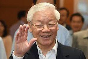 Chuyện về nhà chính khách Nguyễn Phú Trọng