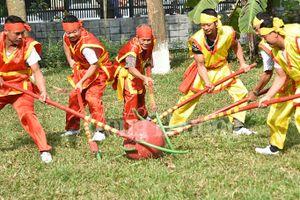 Vui Xuân Kỷ Hợi 'Sắc thái văn hóa Bắc Giang' tại Hà Nội