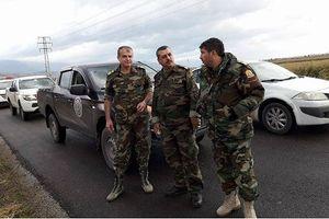 SAA gửi tiếp viện tới tây Aleppo và đông Idlib đối trọng Hay'at Tahrir Al-Sham