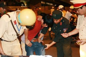 Trong dịp Tết, lực lượng Công an bắt giữ, xử lý gần 2.400 đối tượng phạm tội