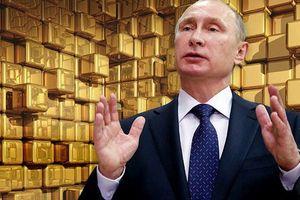 120 tấn vàng Rumani gửi từ Thế chiến thứ I nhưng tới nay Nga chưa trả