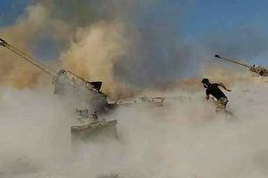 SAA 'dội bão lửa' Jaysh Al-Izza Bắc Hama khi điểm 'nóng' tăng nhiệt