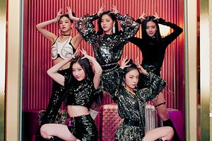 MV 'DALLA DALLA' của nhóm nhạc ITZY