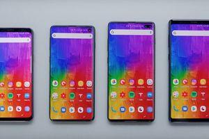 Giá Galaxy S10 có thể lên đến 36 triệu đồng tại Việt Nam