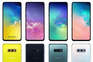 Đã được đặt trước Galaxy S10 tại Việt Nam