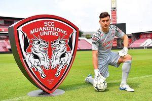 Muangthong United 'dọn dẹp' đội hình, mở đường cho Đặng Văn Lâm bắt chính