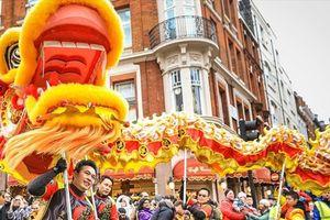 London cũng đón Tết Nguyên đán như Việt Nam