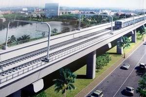 Điều chỉnh tổng mức đầu tư 2 tuyến đường sắt TPHCM