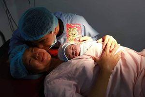 Hơn 26.000 em bé chào đời trong 8 ngày nghỉ Tết Nguyên đán Kỷ Hợi