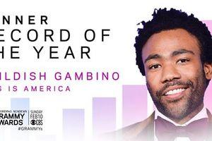 Grammy 2019: 'This Is America' trở thành Ca khúc của năm