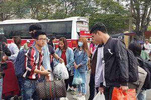 160 lượt phản ánh về chặt chém hành khách, ùn tắc giao thông dịp Tết