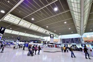 Nữ hành khách Việt Nam bỏ trốn ở sân bay Nhật Bản