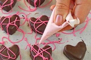 Cách làm socola handmade đơn giản tại nhà