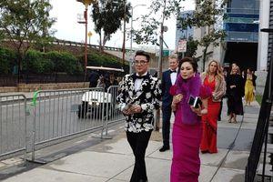 Đàm Vĩnh Hưng bất ngờ tham dự lễ trao giải Grammy lần thứ 61