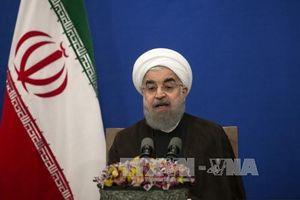 Iran tuyên bố sẽ tiếp tục tăng cường sức mạnh quân sự