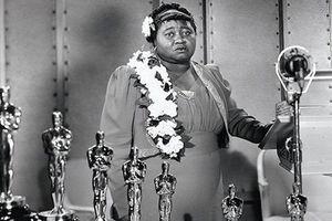 Cuộc đời buồn của nữ diễn viên 'Cuốn theo chiều gió' da màu đầu tiên đoạt tượng vàng Oscar