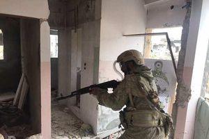 Công ty quân sự tư nhân Nga chính thức công khai huấn luyện cho quân tình nguyện Syria