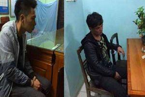 Thiếu tiền chơi ma túy, 2 thanh niên lẻn vào chùa trộm lư hương