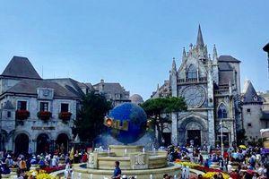 Hơn 300.000 lượt khách du lịch, thăm quan Đà Nẵng trong dịp Tết