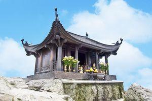 5 ngày Tết, gần 100.000 lượt khách tham quan Yên Tử