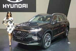 'Cơn sốt' Hyundai Santa Fe phiên bản mới bán được bao nhiêu xe trong tháng 1/2019?