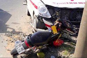 Thương tâm sản phụ mất con vì tai nạn giao thông
