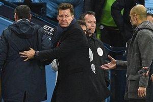 HLV Sarri giải thích hành động từ chối bắt tay Pep Guardiola