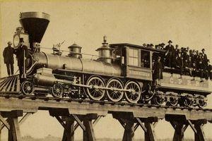 150 năm tuyến đường sắt nối 2 bờ đại dương