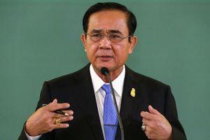 Thủ tướng Thái Lan lên tiếng về tin đồn đảo chính