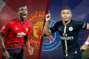 M.U đấu PSG đêm nay: Quỷ đỏ luôn là nỗi ám ảnh với các đội bóng Pháp