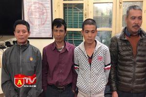 Xử lý nghiêm các đối tượng chèo kéo du khách ở chùa Hương