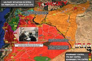 SAA dội 'bão lửa' tại bắc Hama khiến phiến quân chỉ còn lại 'tàn quân'