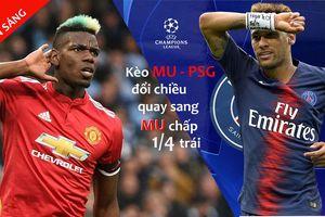 M.U xếp 'kèo trên' PSG, Champions League áp dụng VAR