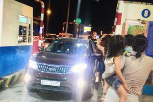 VEC thừa nhận không đủ cơ sở pháp lý 'cấm cửa' ôtô đi trên cao tốc