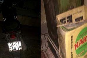 Bắt hai đối tượng cạy cửa chùa trộm cắp lấy tiền mua ma túy