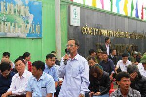 Vụ chặn cổng nhà máy xử lý rác vì ô nhiễm: Đối thoại với các hộ dân