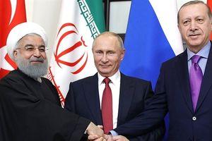 Nga- Thổ tuyên bố chung về Syria, triển vọng lớn hòa bình