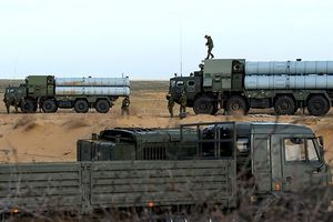S-300 lại bất lực trước đòn tấn công của Israel?